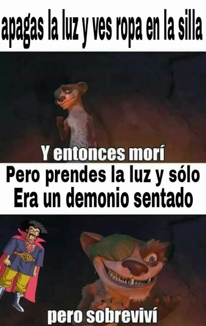 Satanas - meme