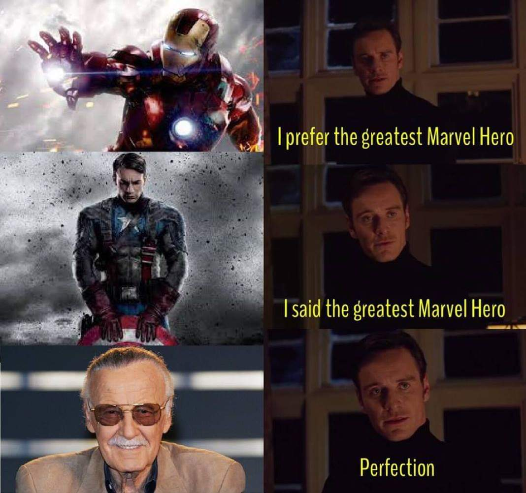 The greatest men on earth - meme