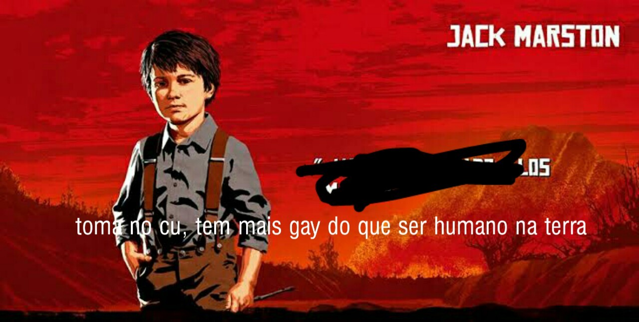 Red Dead Poeta Redemption 2 - meme