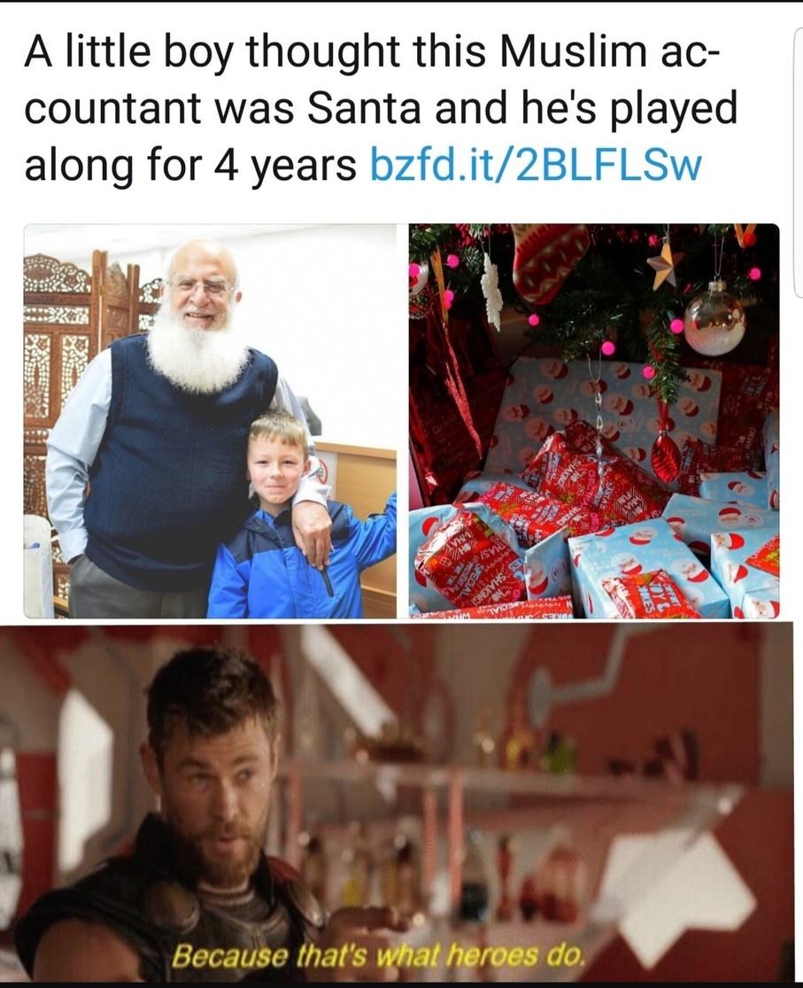 Heroes never die - meme