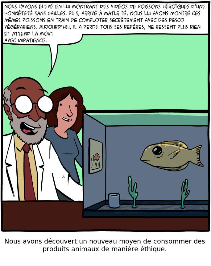Éthique scientifique - meme