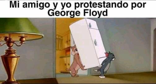 Por George - meme
