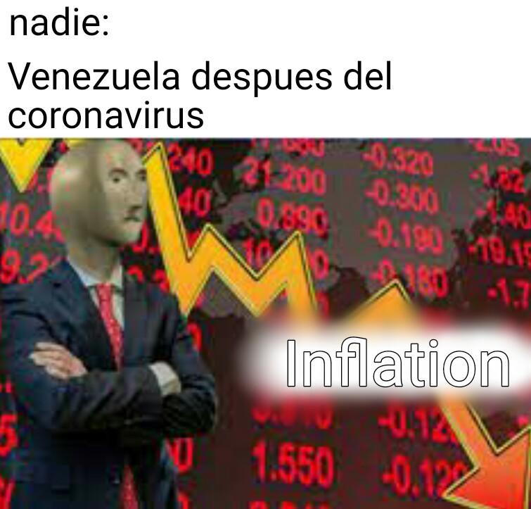 La recesión: ¡Hey! - meme
