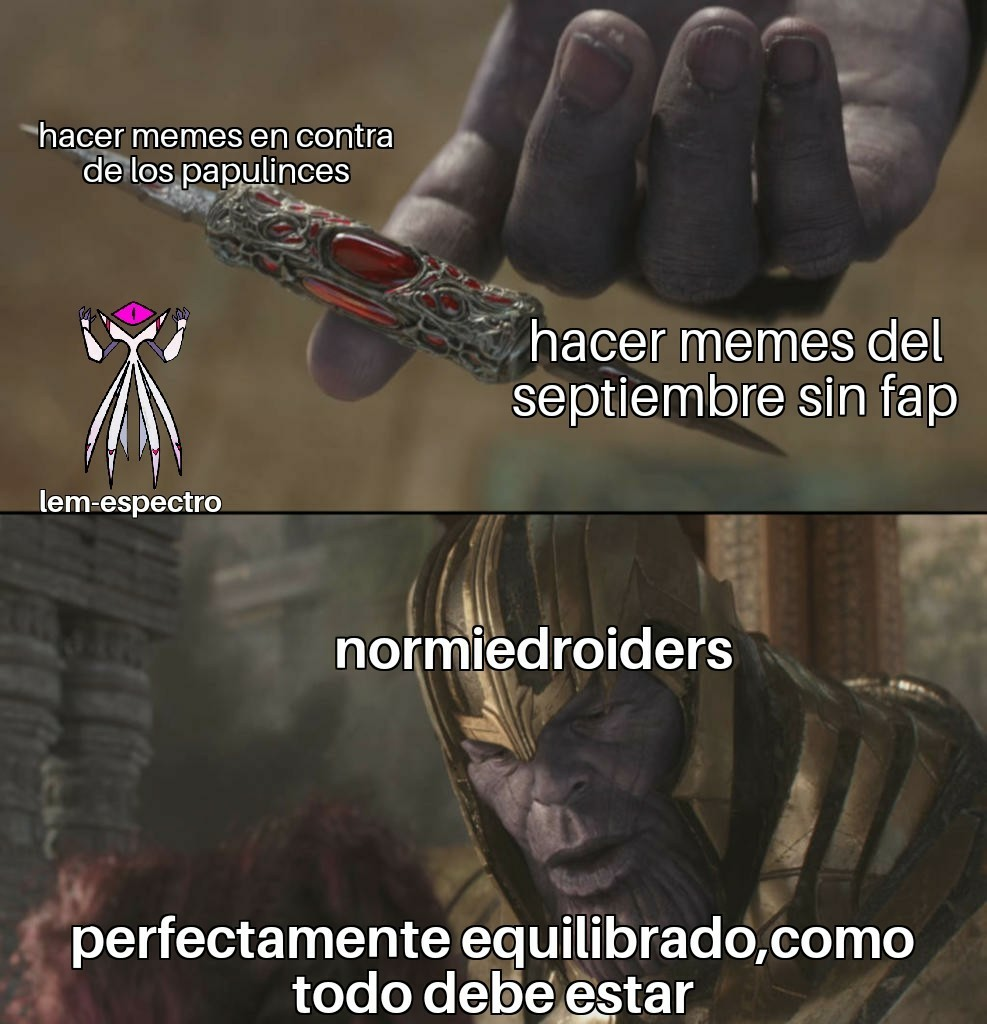 Discord: lem-espectro#9193 - meme