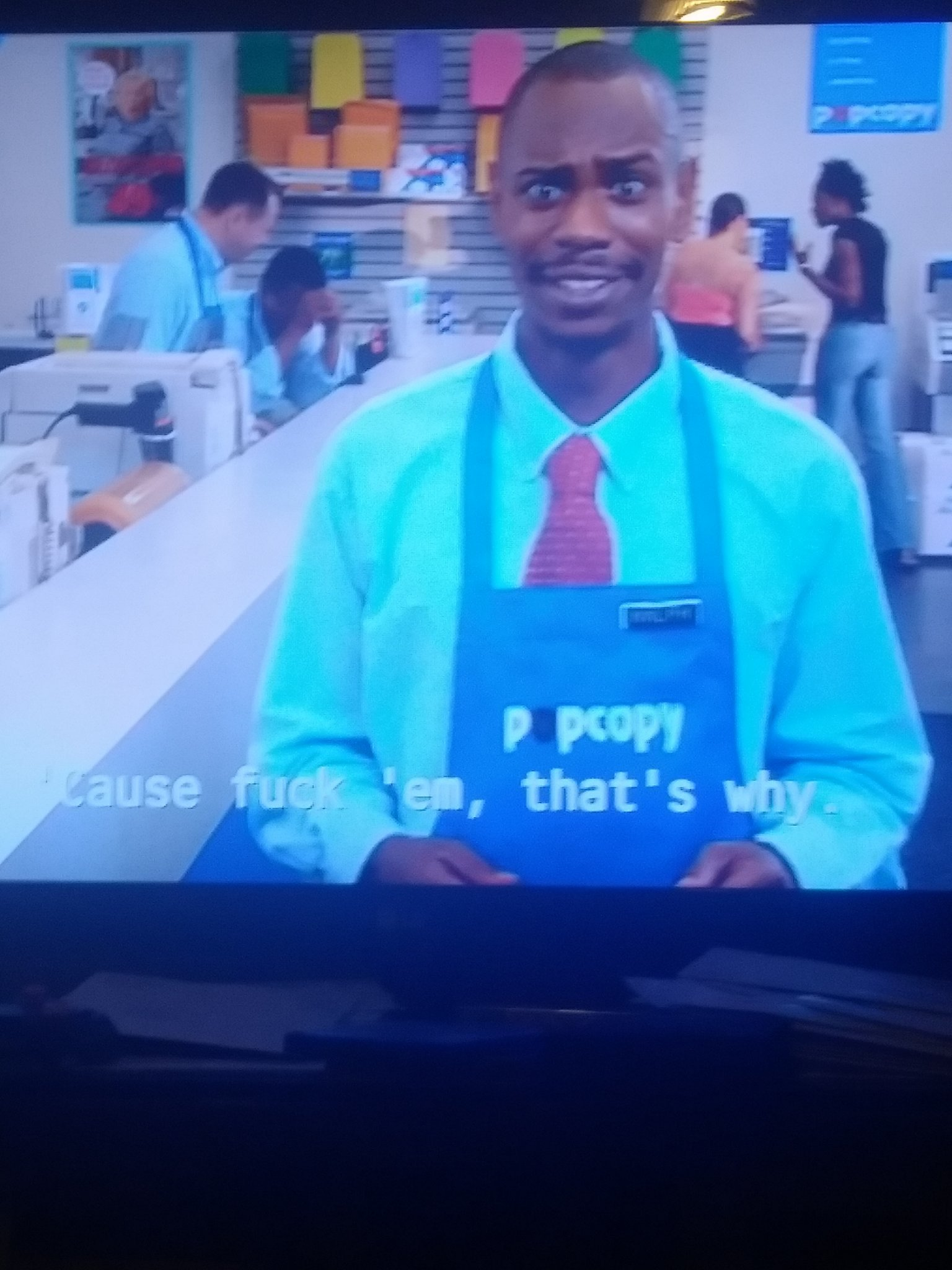 I started watching chappelles show - meme