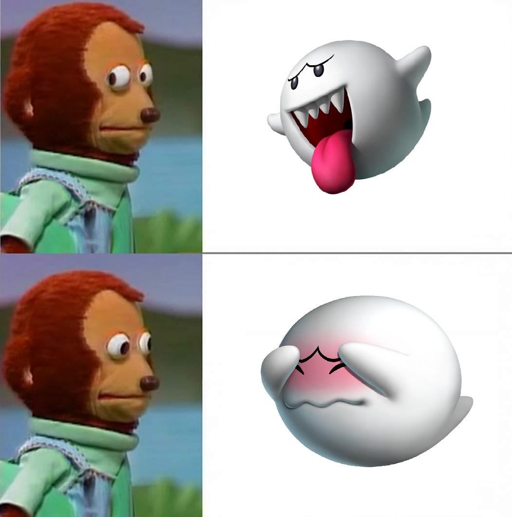 Boo ! - meme