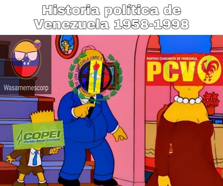Jaja nadie quiere al PCV - meme