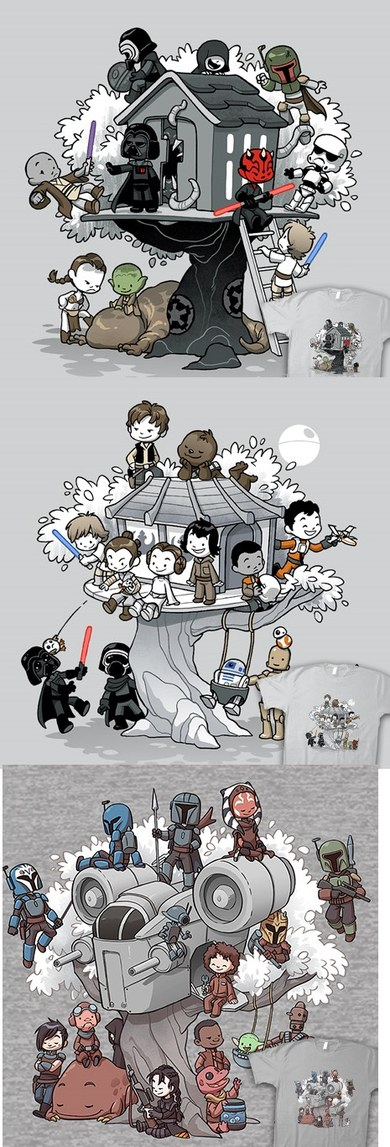 TREE-Dark Side Club SW - meme
