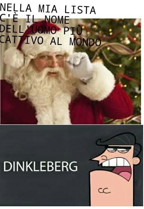 Dinkleberg - meme