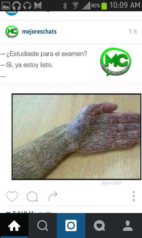 Examenes... - meme