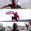Deadpool sabee