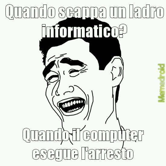 Ahahahahaha....forse - meme