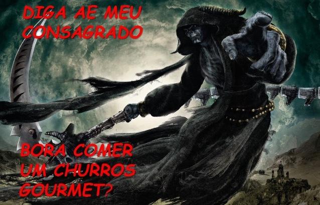 kkkkk chama no sapkkkkkk - meme