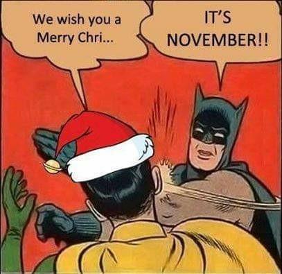 Bat Humbug - meme