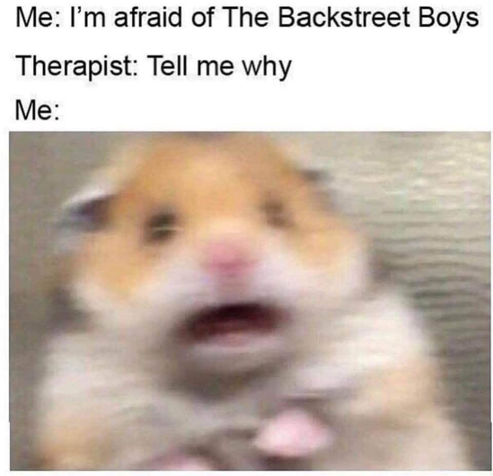 why me? - meme