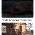Último de nós vs Red Dead Redemption