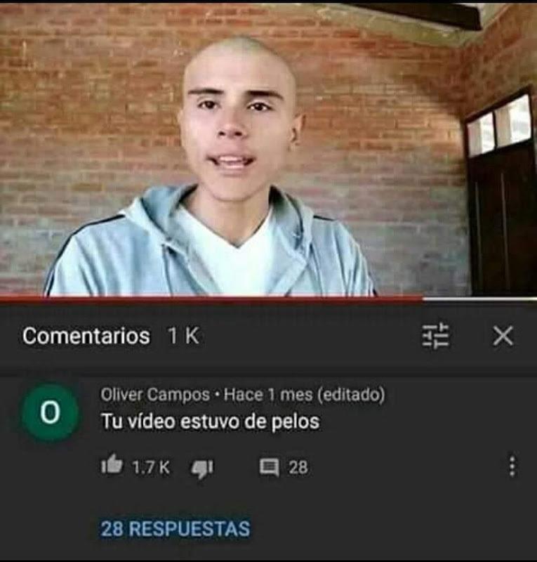 DE PELOS - meme