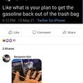 damn gas