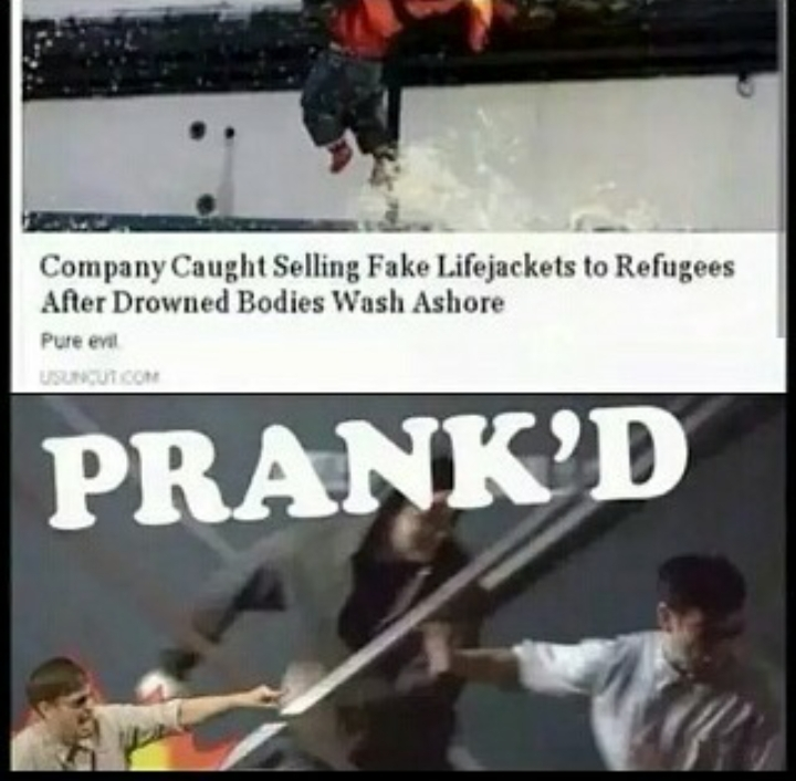 Its just a prank br0 - meme
