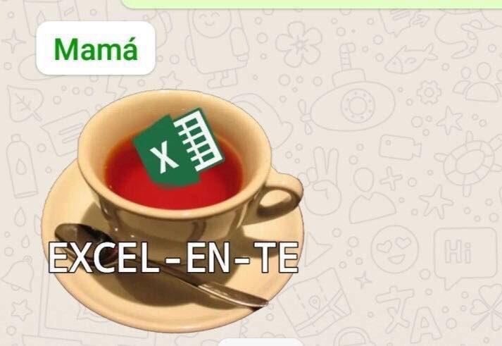 Excel - meme