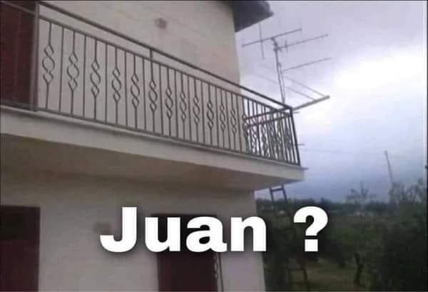Juan? - meme