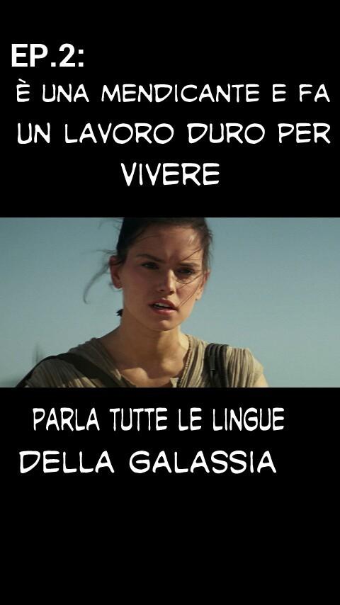Rey confirmed,enadar littol spoiler - meme