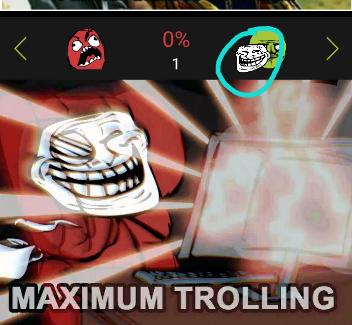 Gran troll - meme