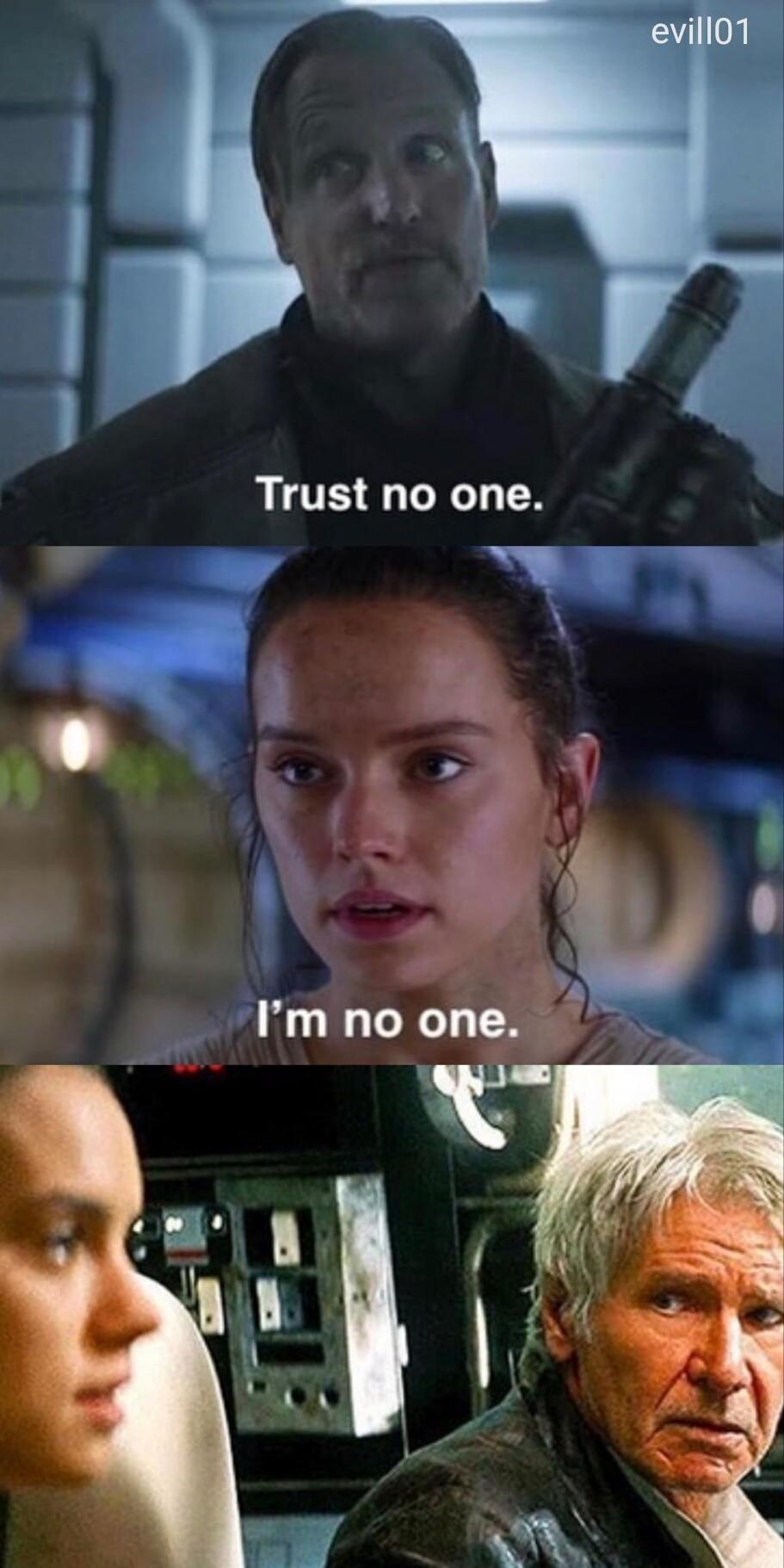 no one - meme