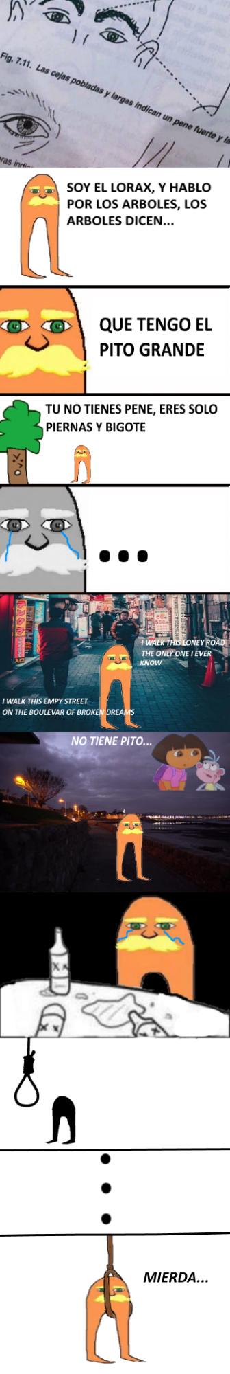 R.I.P memes de cejas, eran una mierda