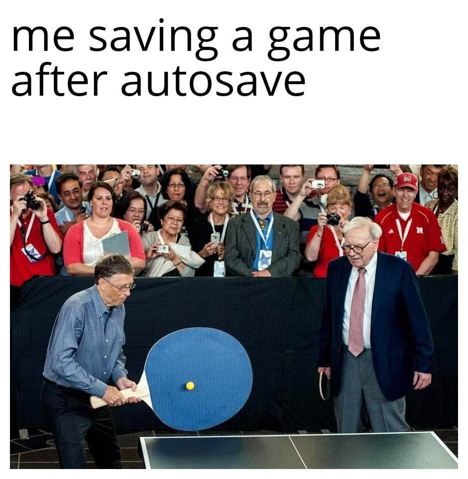 Game Saved - meme