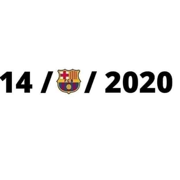 Barselona Bayern de munich - meme
