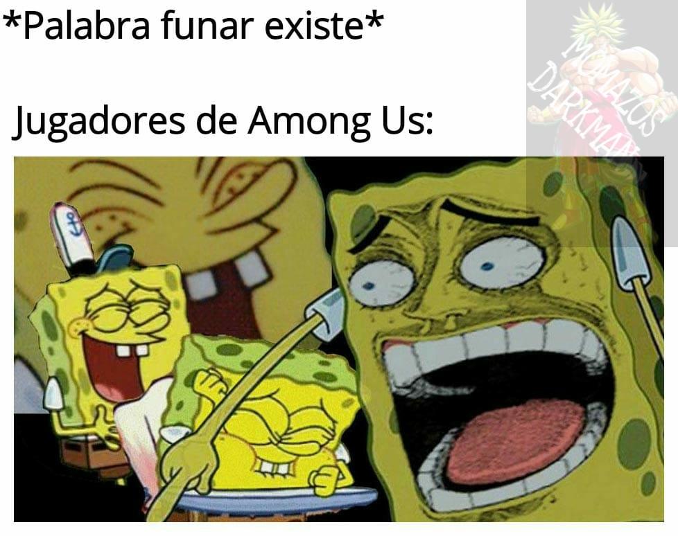 Humor de among us be like: - meme