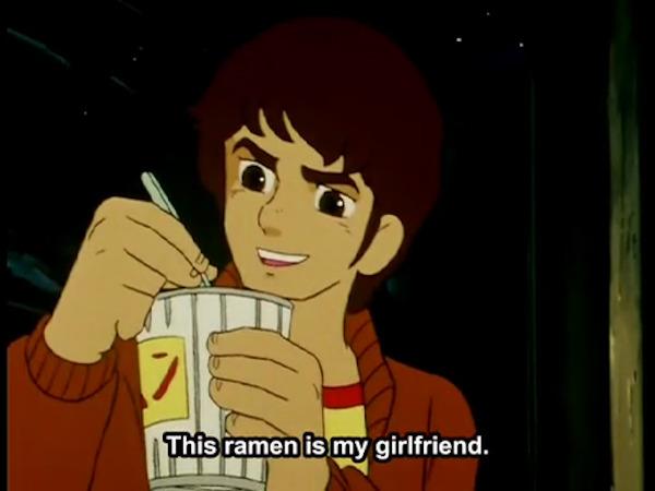 It's good ramen - meme