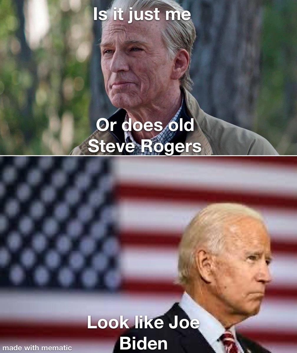 President Steve - meme