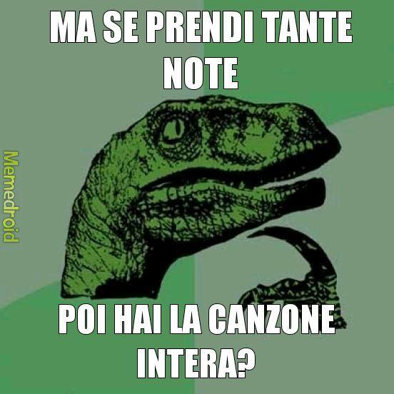 Note - meme