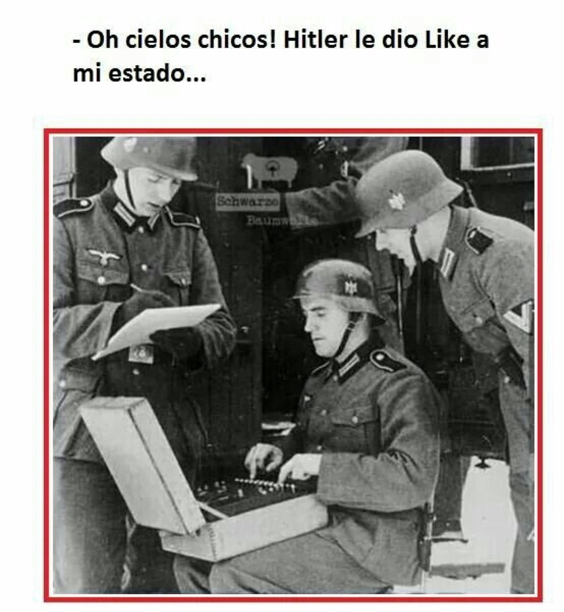simplemente Hitler :v - meme