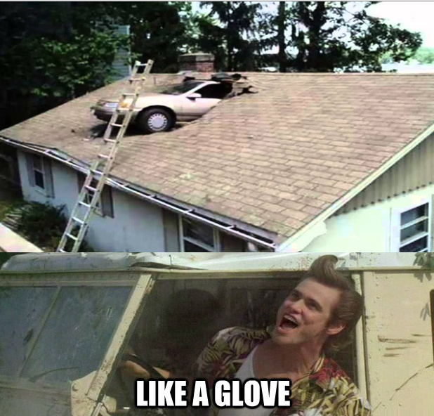 Like a gloooove - meme