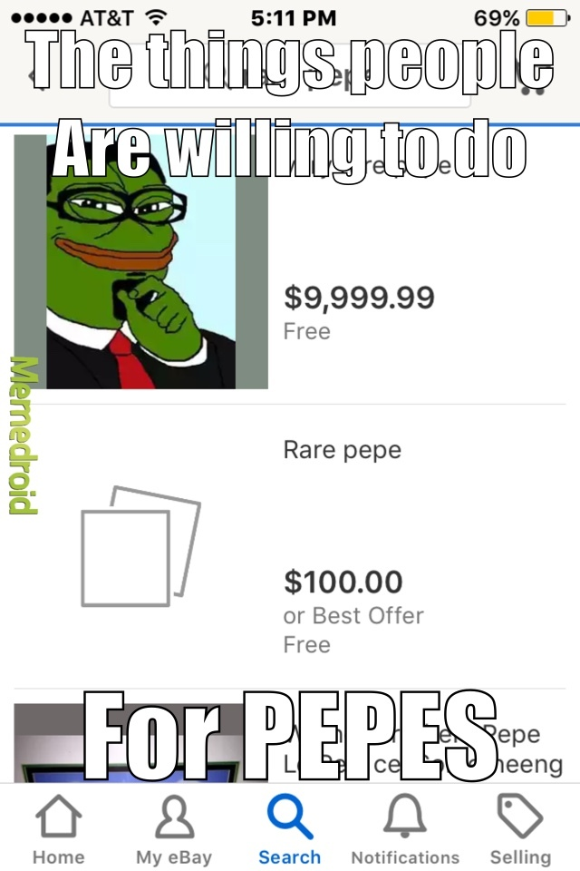 For pepes - meme