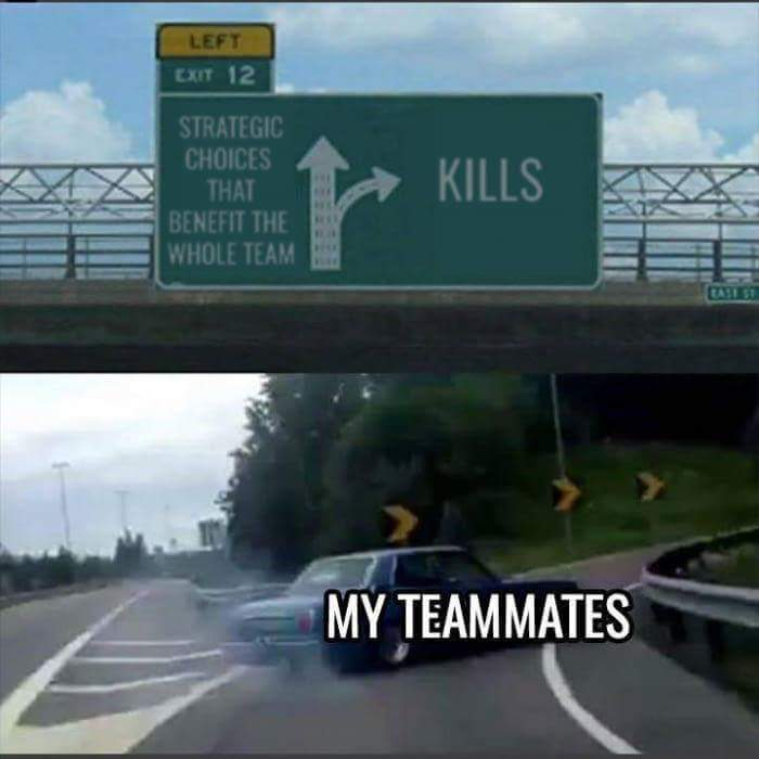 It happens occasionally - meme