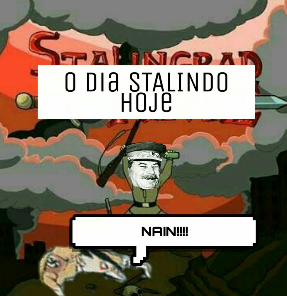 CAMARADA STALIN (REMAKE ) - meme