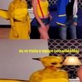 Pikachu depois das drogas kkkk