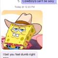 Cowspongeboy