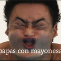 Papas Con Mayonesa