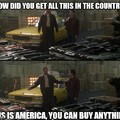 That is so American