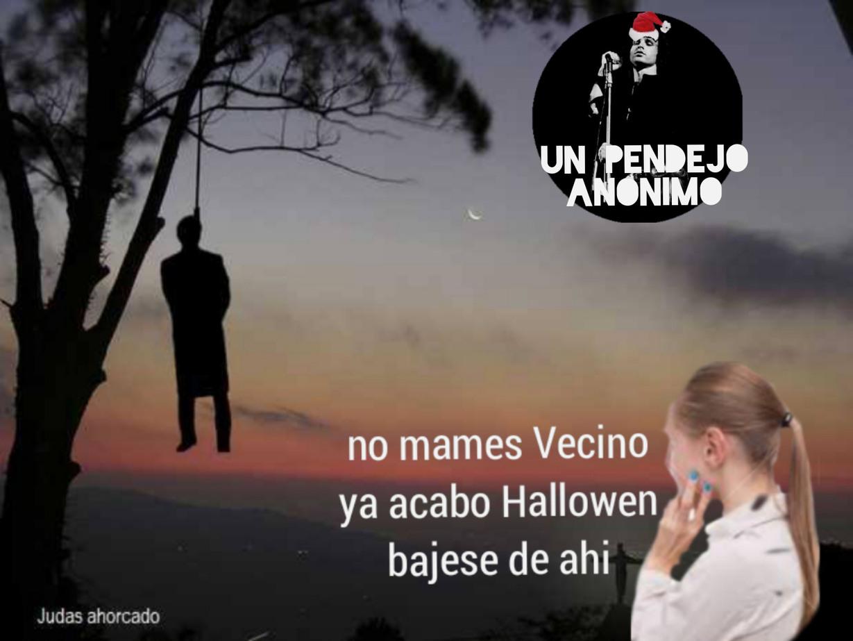 Hallowen raro - meme