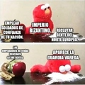 Guardia Varega (aunque creo que el meme se puede explicar solo quien necesite contexto se lo paso en comentarios)