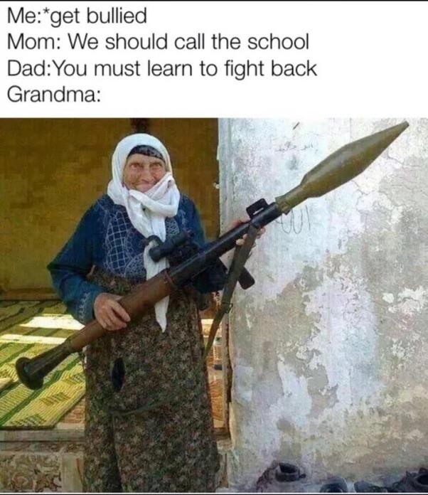 Insert Grandma NO GRANDMA NO - meme