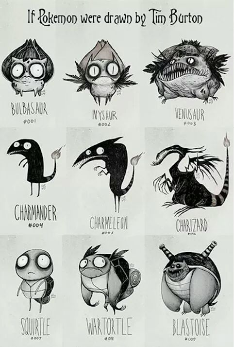 Who doesn't love Tim Burton?! - meme