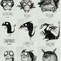 Who doesn't love Tim Burton?!