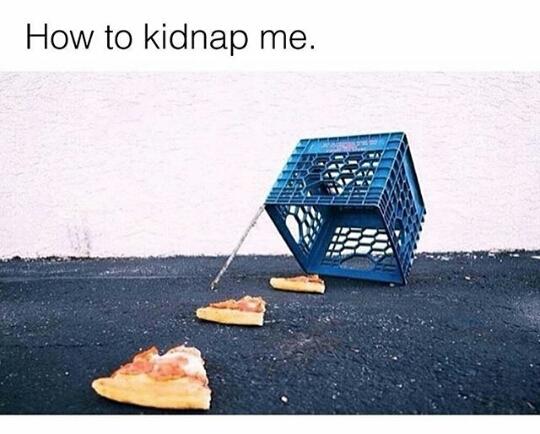 How to kidnap everyone - meme